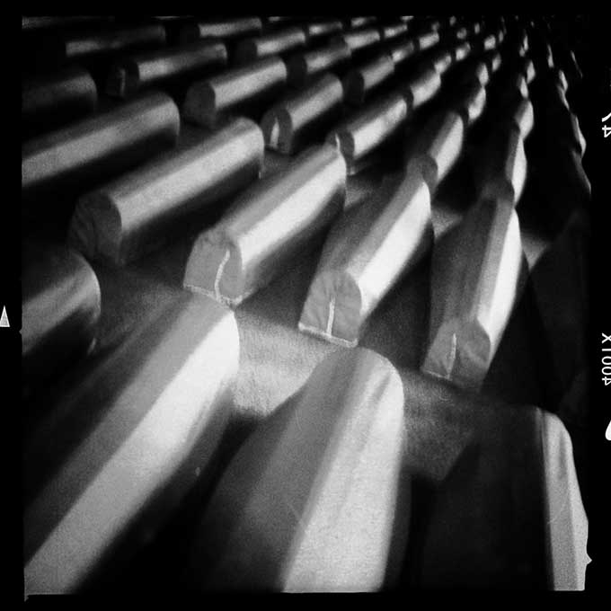 Srebrenica. Requiem for a dream