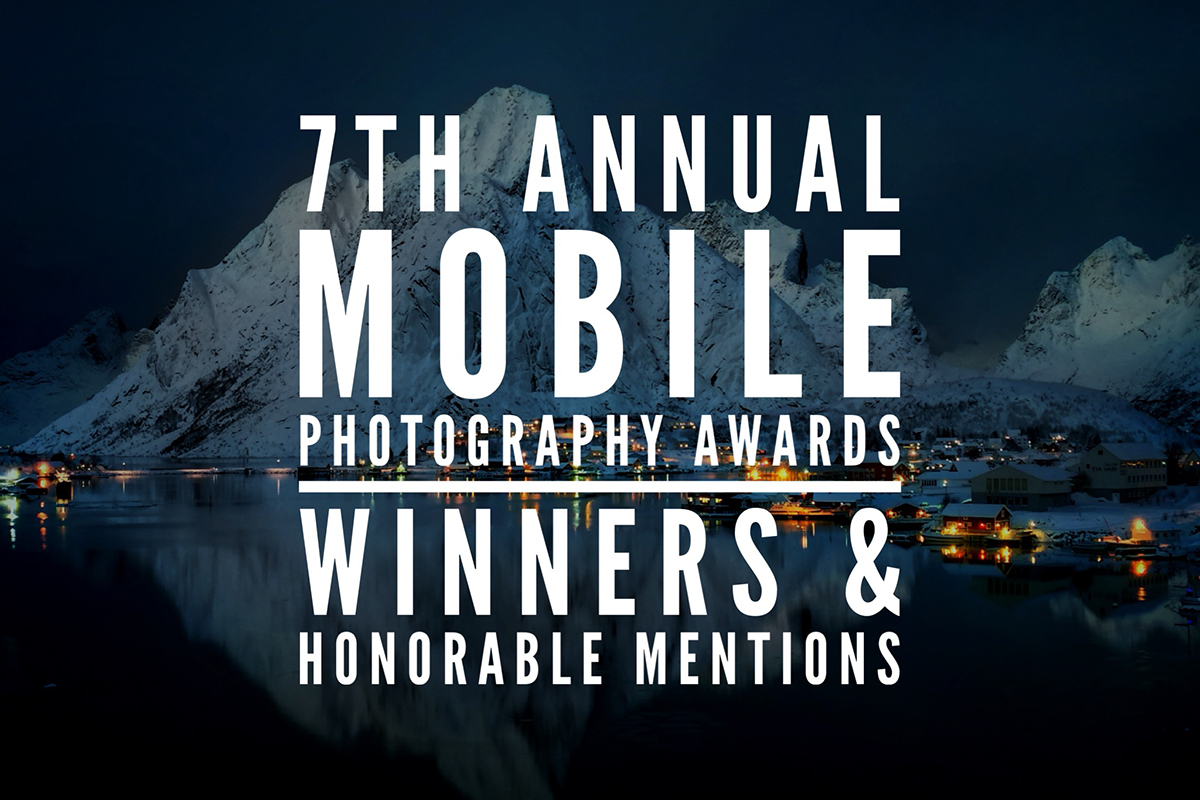 2017 MPA Category Winners & Honorable Mentions - Mobile Photography Awards