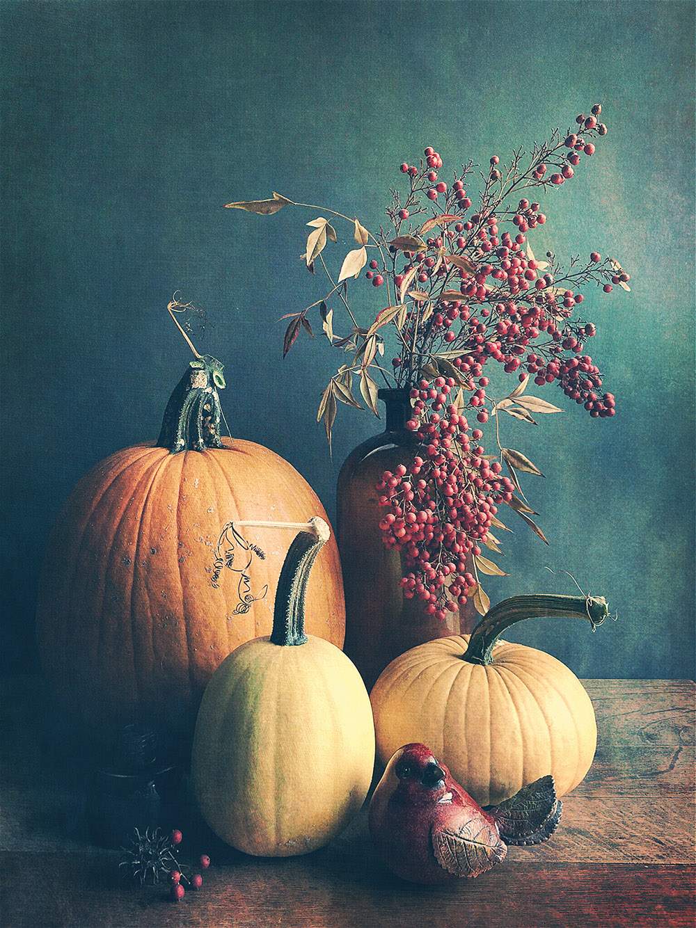 Autumn Still Life No.1