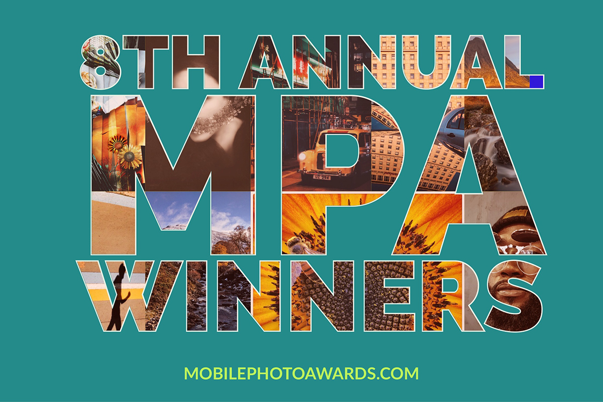 8th Annual MPA Winners - Mobile Photography Awards